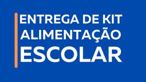 Prefeitura de Manhuaçu inicia a entrega dos Kit alimentação Escolar, confira o calendário