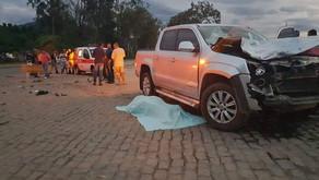 Motociclista morre em acidente na 116 em São João do Manhuaçu