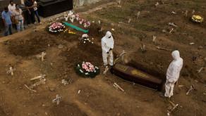200 mortes por coronavírus em Manhuaçu