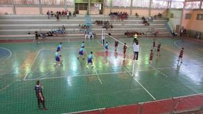 Prefeitura de Manhuaçu realiza JEM2018 modalidade Voleibol