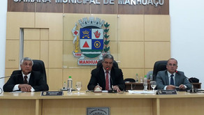 Câmara de Manhuaçu debate sobre trânsito e aprova Código Tributário