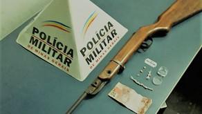 Drogas apreendidas em Santo Amaro