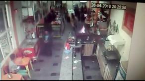 Funcionário de Parque de Diversões é preso acusado de assalto ao Posto de Gasolina em Vilanova