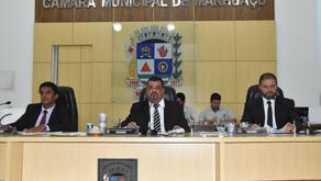 Primeira reunião presidida pelo Inspetor Juninho Linhares tem projetos aprovados e explicações do SA