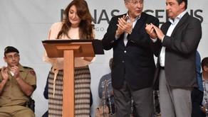 Governador anuncia liberação de recursos para as obras do Hospital César Leite, em Manhuaçu