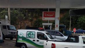 Caratinga começa a faltar combustível em alguns postos