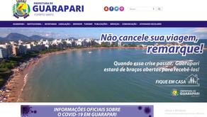Guarapari restringe turistas no fim de ano para conter avanço do coronavírus