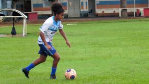 Jogadora de Futebol natural de Vilanova é promessa no Paulistão Feminino 2020