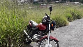 Motocicleta é furtada no distrito de Vilanova