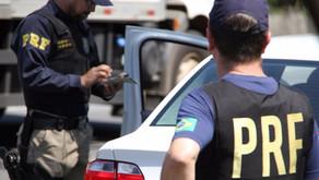 Realeza: PRF prende homem com 450 comprimidos de rebite