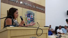Cici Magalhães apresenta prestação de contas com mais de 24 milhões de recursos investidos em Manhua