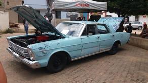 1º Encontro de Carros Antigos é realizado em Lajinha MG