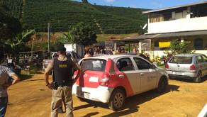 Fiscalização localiza clubes e chácaras com aglomerações na área rural de Manhuaçu