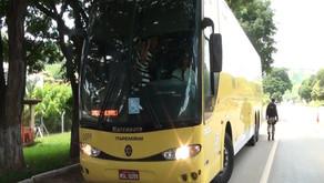 PRF intensifica fiscalização e apreende mais um ônibus em situação irregular da Viação Itapemirim