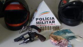 Polícia prende assaltantes de posto de combustíveis em São João