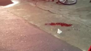 Homem é preso após matar ex-namorada e atirar no namorado dela