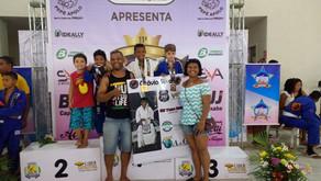 Atleta Mirim de Realeza vence Campeonato de Jiu-Jitsu em Guarapari