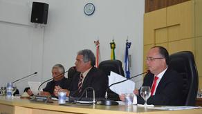 Cinco projetos de lei de foram aprovados durante reunião ordinária da Câmara de Manhuaçu na noite de
