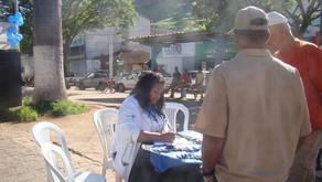 Prefeitura realiza Ação de Saúde nesta sexta na praça do central em Manhuaçu