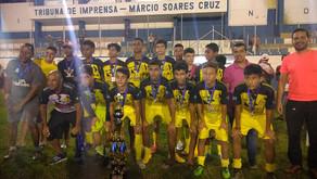 Campeonato Craques do Futuro 2018 é finalizada em Manhuaçu