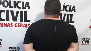 Polícia Civil de Manhuaçu prende suspeito de estupro e tortura contra a própria filha