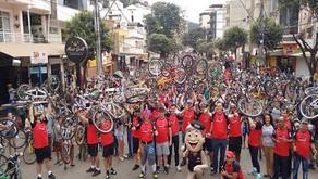 Domingo acontece em Manhuaçu, o 18º Passeio Ciclístico