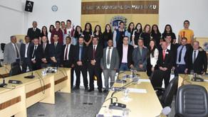 Câmara de Manhuaçu aprova projetos que incentivam esporte e agricultura