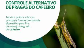 """Curso sobre """"Controle Alternativo de Pragas do Cafeeiro"""" no Instituto Federal em Realeza"""