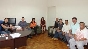 Reunião avalia ações para atendimento em período chuvoso em Manhuaçu e Distritos