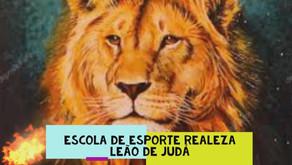 Escola de Esporte Realeza Leão de Judá suspende treinos e jogos esportivos por tempo indeterminado