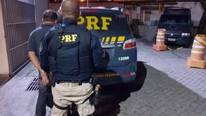 Suspeito de aplicar golpes na região é preso em blitz