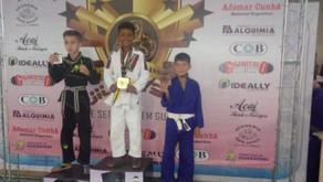 Otávio Silva é Tricampeão da Copa Pepê de Jiu-Jitsu no Espirito Santo