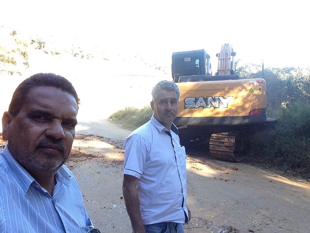 Diretor do Samal Eron Elias