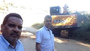 Samal busca providências para incêndios criminosos e danos ambientais.