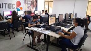 Manhuaçu: UAITEC oferece vagas para curso básico de informática