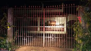 Bandidos rendem família e roubam em Palmeiras