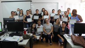 """Instituto Federal em Realeza realiza curso sobre """"Introdução ao Braille e às Tecnologias Assistivas"""""""