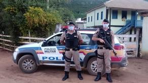 Patrulha Rural intensifica o policiamento nos Distritos
