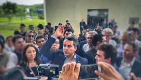 Prefeita Cici participa de reunião para cobrar repasse do Governo do Estado