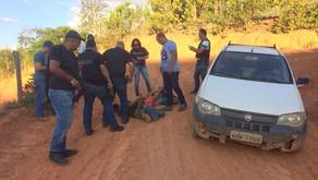 Matipó: PC prende integrantes dos Irmãos Coragem
