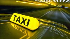Taxista é assaltado no bairro Nossa Senhora Aparecida