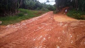 Prefeitura de Manhuaçu prossegue com melhorias em estradas rurais