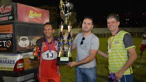 Campeonato Master 2017. Equipe Rio Grande é campeã.