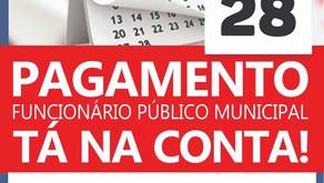Prefeitura de Manhuaçu encerra 2018 com salários e pagamentos em dia