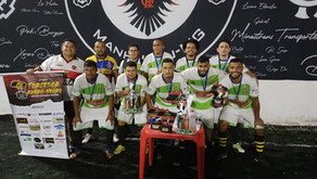 Equipe de Realeza é vice-campeã da Copa Torcedor Rubro-Negro