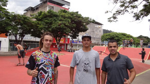 Secretaria de Esportes apoia evento de Skate