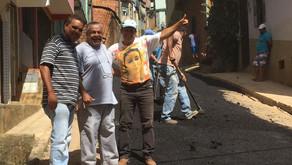 Prefeitura de Manhuaçu e Secretaria de Obras não param durante o feriado de Carnaval