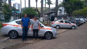 Taxistas de Manhuaçu lançam aplicativo de transporte