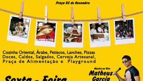 Feira Gastronômica será nesta sexta-feira em Manhuaçu