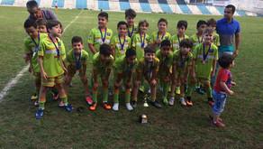 Craques do Futuro, mais um campeonato organizado pela secretaria de esportes e prefeitura municipal